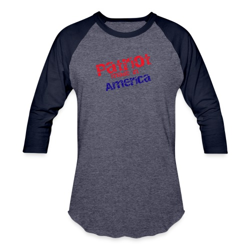 Patriot mug - Baseball T-Shirt