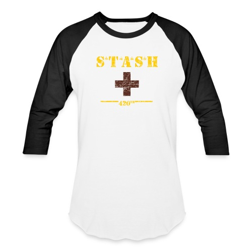 STASH-Final - Baseball T-Shirt