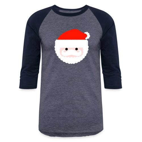 santa - Unisex Baseball T-Shirt