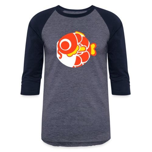 KOI - Unisex Baseball T-Shirt