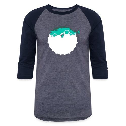 FUGU - Unisex Baseball T-Shirt