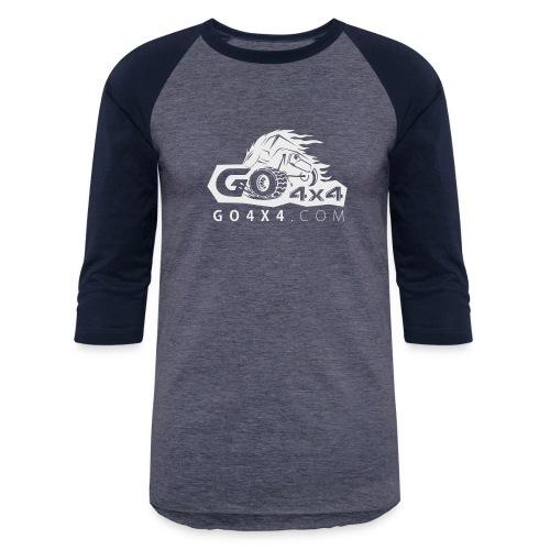 Go 4x4 Shop - Unisex Baseball T-Shirt