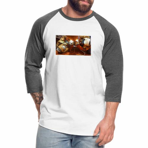 Pipeliners Down Under - Unisex Baseball T-Shirt