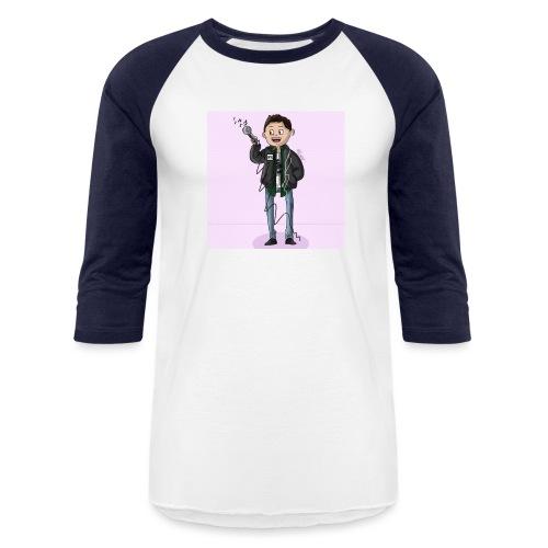 Lil Aver Art - Baseball T-Shirt