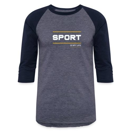 TShirt That Says Sports - Sports TShirt - Baseball T-Shirt