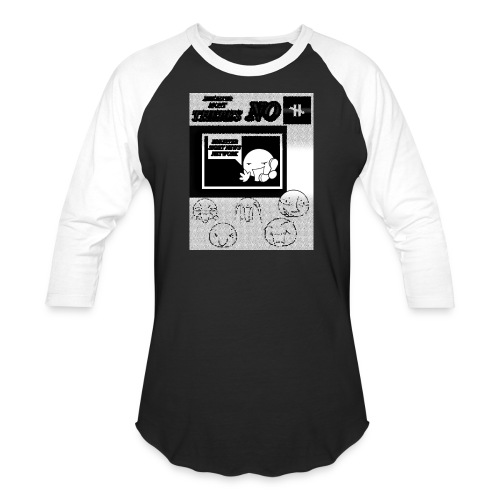 BRIGHTER SIGHT NEWS NETWORK - Baseball T-Shirt