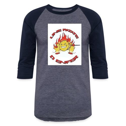 Une patate d' Enfer - Baseball T-Shirt