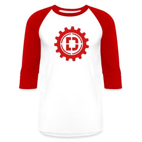 Stacked Logo - Baseball T-Shirt