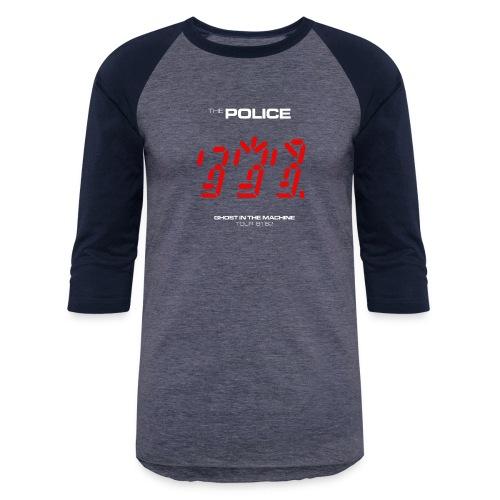 Ghost in the Machine - Baseball T-Shirt