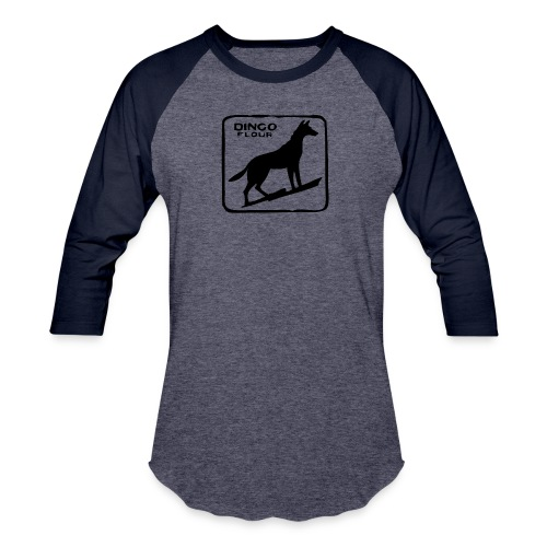 Dingo Flour - Baseball T-Shirt