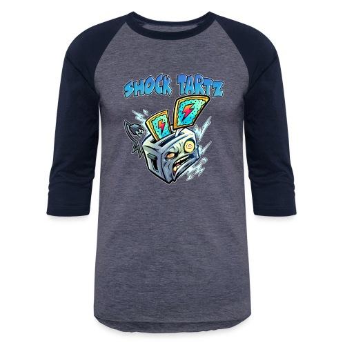 Shock Tartz [Variant] - Unisex Baseball T-Shirt