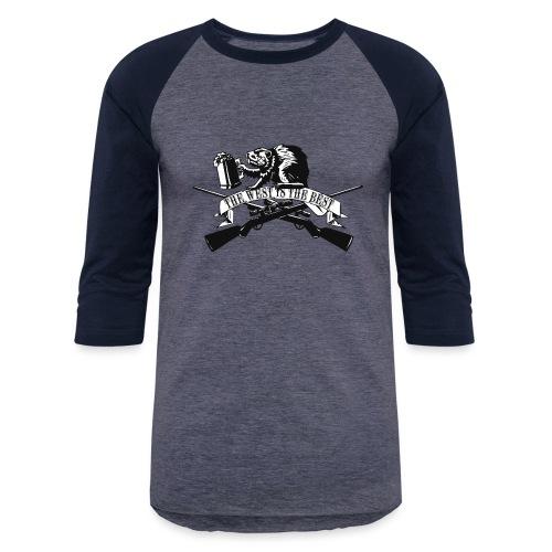 BEAVERWITB - Baseball T-Shirt