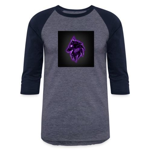 wolf jumper - Baseball T-Shirt