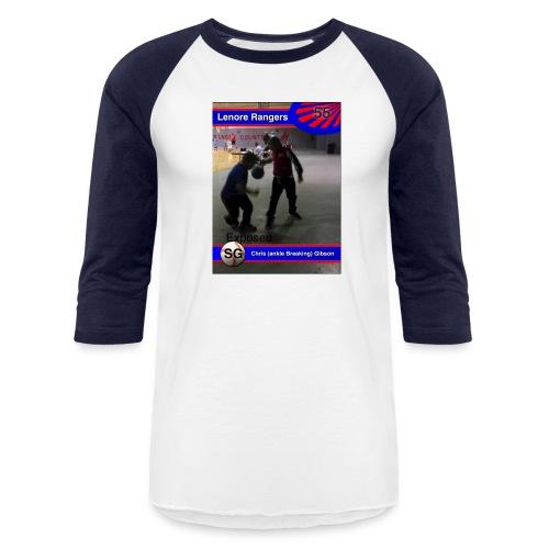 Basketball merch - Baseball T-Shirt