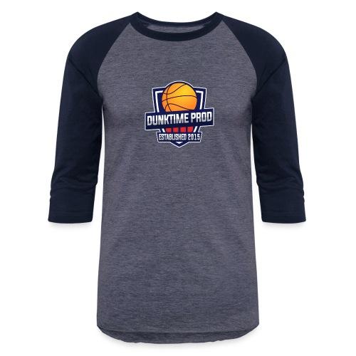 DUNKIME Producions Logo - Baseball T-Shirt