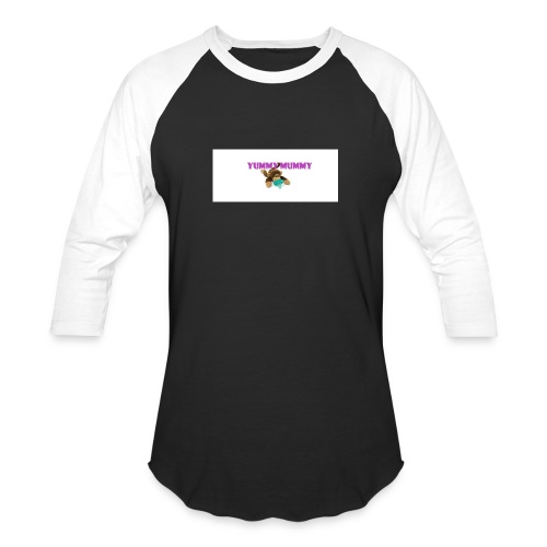 YUMMY MUMMY - Baseball T-Shirt