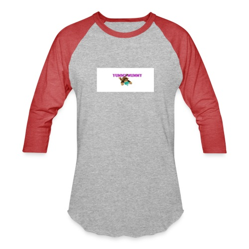 YUMMY MUMMY - Baseball T-Shirt