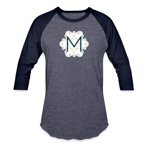 Macca's Tech Logo - Baseball T-Shirt