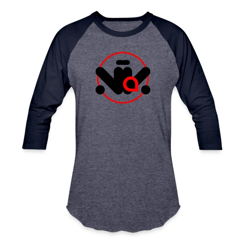 Abrith Media Farm NK - Unisex Baseball T-Shirt