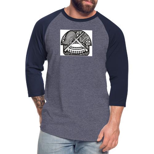 Samoa Mo Samoa - Unisex Baseball T-Shirt