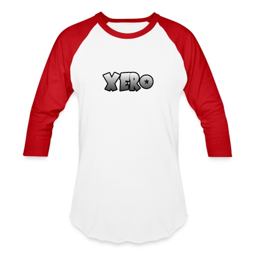Xero (No Character) - Baseball T-Shirt