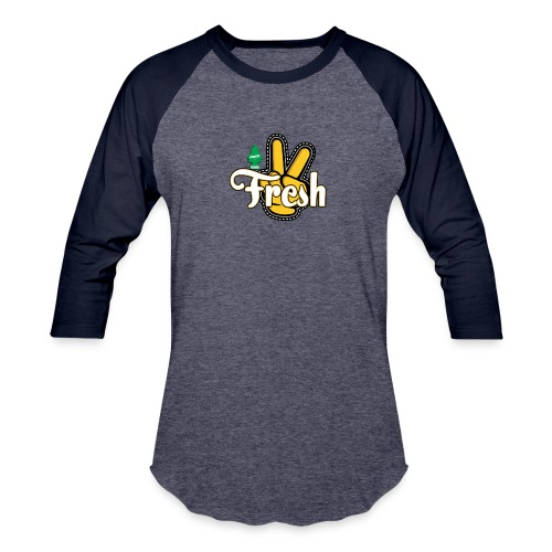 2Fresh2Clean - Baseball T-Shirt