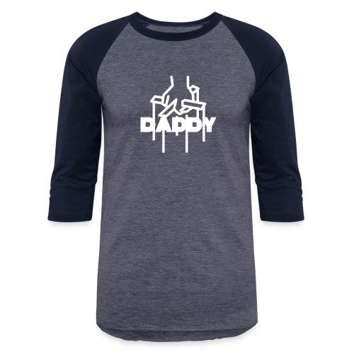 DaddyLogo - Baseball T-Shirt