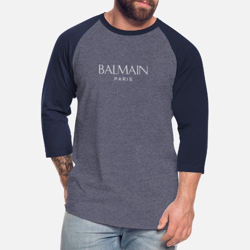 BALMAIN - Unisex Baseball T-Shirt