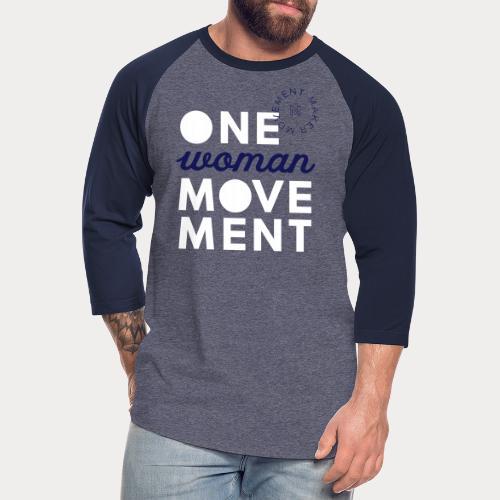 Power of Femme - Unisex Baseball T-Shirt