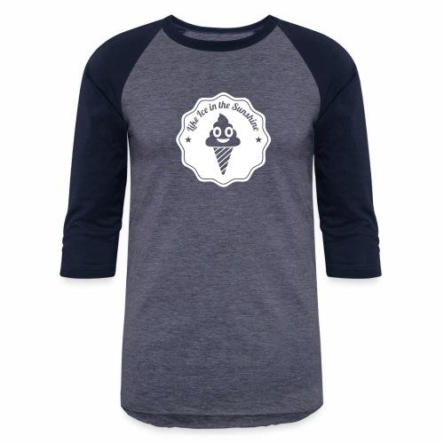 Like Ice in the Sunshine Batch - Baseball T-Shirt