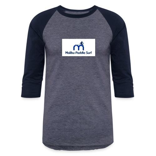 Malibu Paddle Surf Tshirt - Baseball T-Shirt