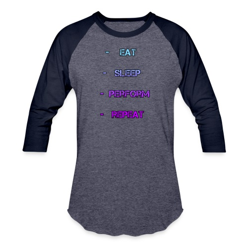 littlelaurzs productions T-shirt - Baseball T-Shirt