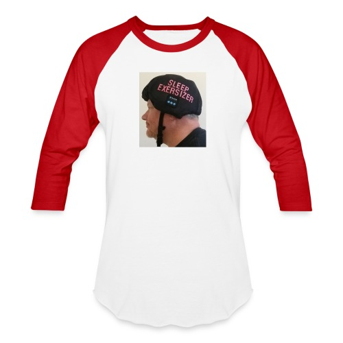 Sleep Exersizer Helmet Model - Baseball T-Shirt