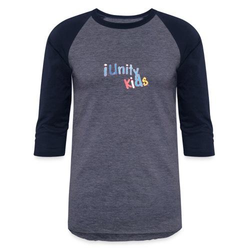 iunity kids design - Unisex Baseball T-Shirt