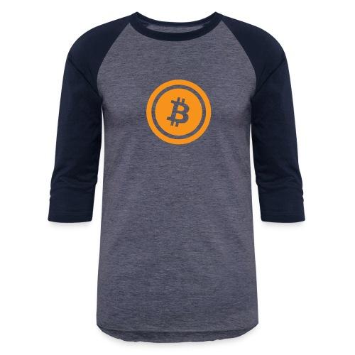 bitcoin 2136339 960 720 - Unisex Baseball T-Shirt