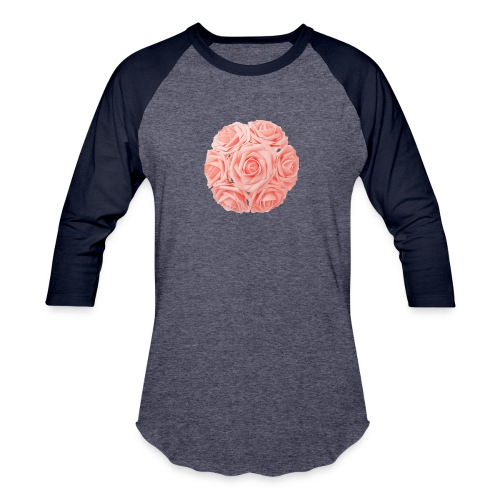 Royal Rose - Baseball T-Shirt