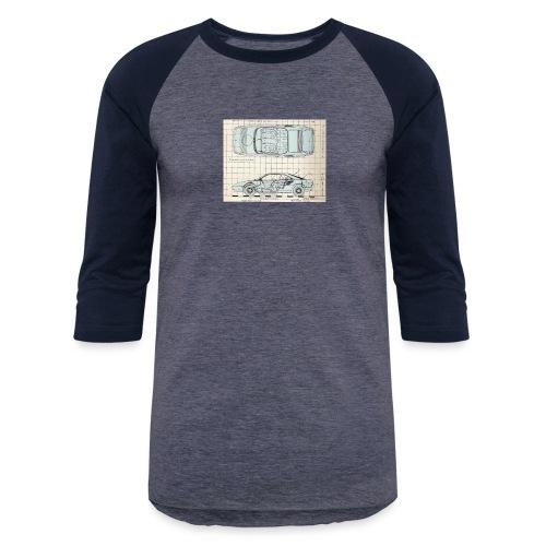 drawings - Baseball T-Shirt