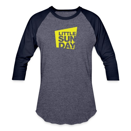 littleSUNDAY Official Logo - Baseball T-Shirt