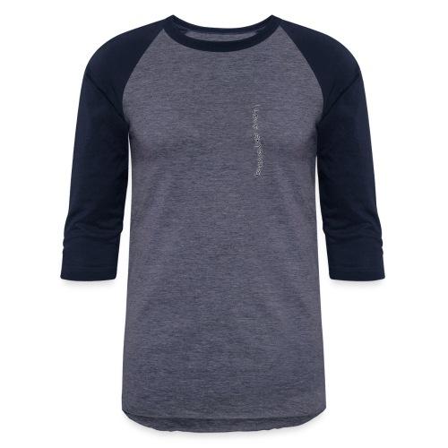 I love skydiving/T-shirt/BookSkydive - Baseball T-Shirt