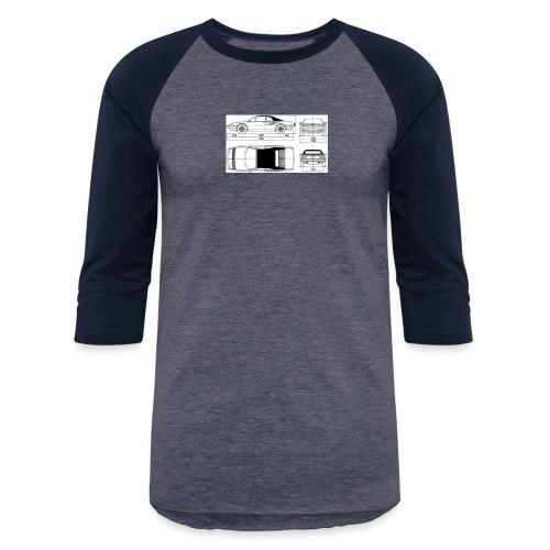 artists rendering - Baseball T-Shirt