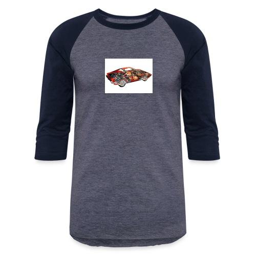FullSizeRender mondial - Baseball T-Shirt