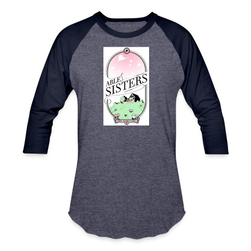 The Able Sisters - Baseball T-Shirt
