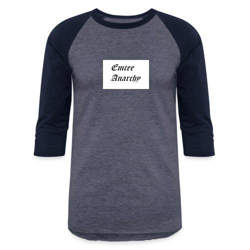 Untitled - Unisex Baseball T-Shirt