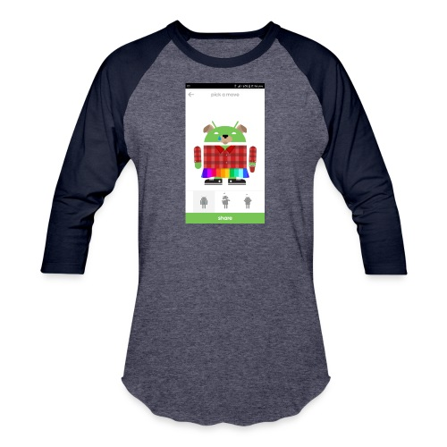 google cool - Baseball T-Shirt