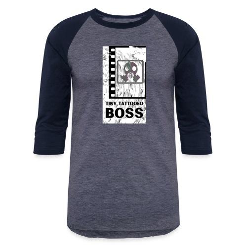 BOSS Film - Unisex Baseball T-Shirt
