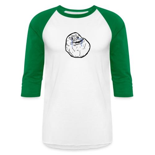 premium forever alone - Unisex Baseball T-Shirt