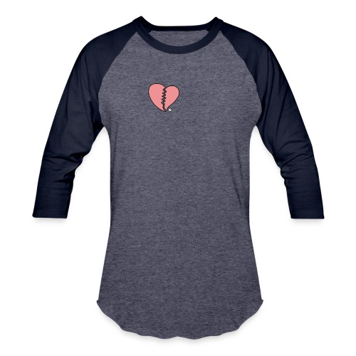 Heartbreak - Baseball T-Shirt