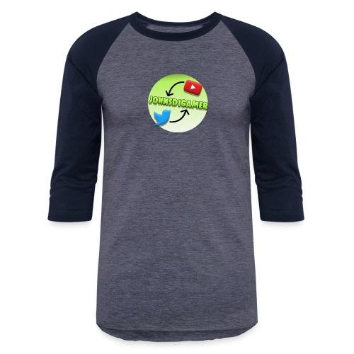 JohnSD1Gamer - Baseball T-Shirt