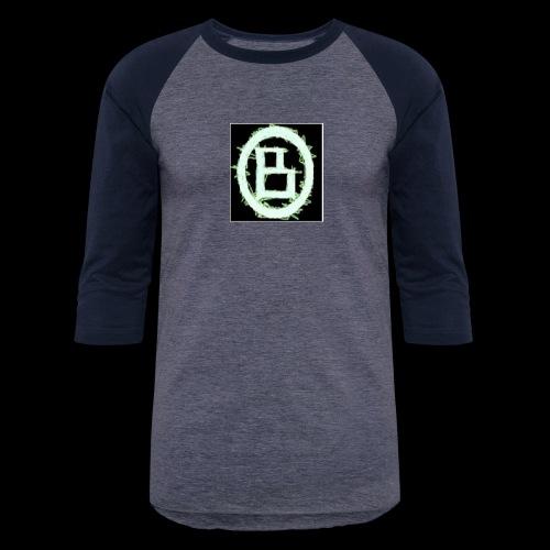 The BD Logo - Unisex Baseball T-Shirt