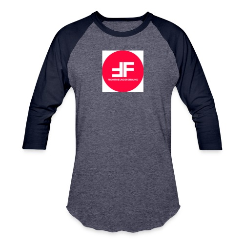 This is the underGround - Unisex Baseball T-Shirt